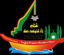 Logo MTQNPT Sumut 2013